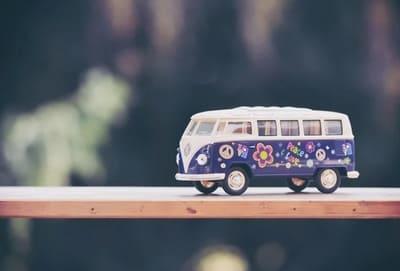 小さな頃バスオナニーをした幼稚園バス